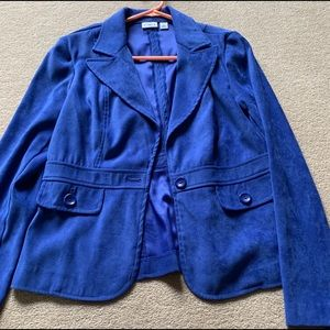 Cato One-Button Blazer, Size 8